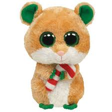 ty beanie boos boo candy cane mouse 6