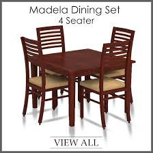4 Seater Dining Table And Chairs 4 Seater Dining Set Four Seater Dining Table And Chairs Popular Of