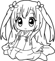 anime coloring pages for adults at snapsite me