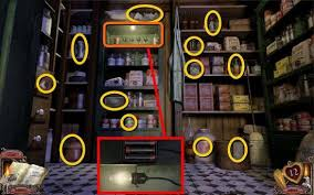 mystery case files escape from ravenhearst walkthrough gamezebo