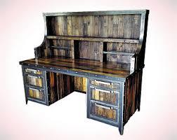 Industrial Standing Desk by Modern Industrial Standing Desk 026 Industrial Style