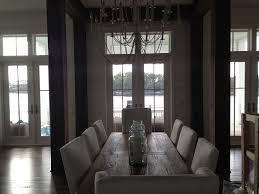 restoration hardware dining rooms stylish restoration hardware dining table dans design magz