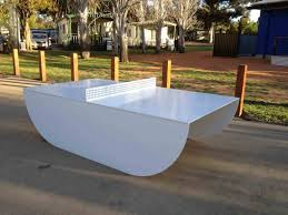 used outdoor ping pong table used ping pong table inspect home