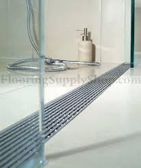 quartz linear shower drains by flooringsupplyshop