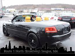 audi convertible 2008 used 2008 audi s4 at saugus auto mall
