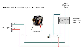 electrical contactors wiring wiring diagrams