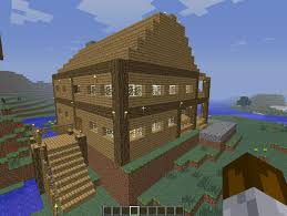 minecraft farmhouse 3 by falcon01 on deviantart