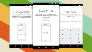 android to iphone transfer app move to ios app to transfer files from android to ios