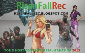 The Top Five Most Controversial Video Games Of All Time - risenfallrec december 2013
