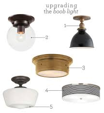 kitchen light fixtures flush mount upgrading the light lights house and kitchens