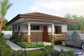 residential home design medium size house for the medium size family bahay ofw