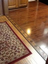 Difference Between Hardwood And Laminate Flooring I Love The Transition From The Wood To The Laminate Home Ideas