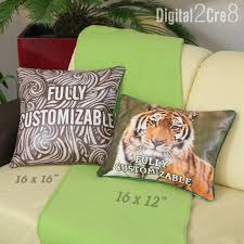 Home Decor Throw Pillows by Faux Leather Custom Pillow Personalized Pillow Cover Decorative