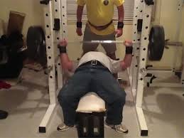 Benching 315 Most Times Bench Pressing A 315 Pound Weight World Record