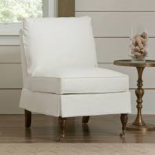 Slipper Armchair Kendall Slipper Chair U0026 Reviews Birch Lane