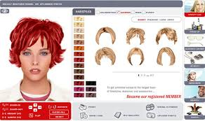 try hairstyles on my picture ideas about trying new hairstyles my face cute hairstyles for girls