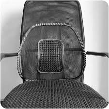 comfortable mesh chair relief lumbar back support car