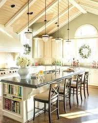 hybrid kitchen kitchen island in dining room dining room ideas excellent gray