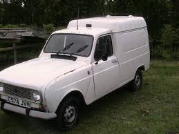 renault 4 renault 4 f6 van for sale one owner 69000mls renault 4 forum