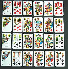 german cards wikivisually