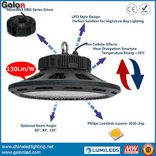 led light low price 240w ufo high bay light waterproof led highbay warehouse light 130lm
