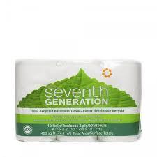 Seventh Generation Bathroom Cleaner Bathroom Tissue By Seventh Generation Thrive Market