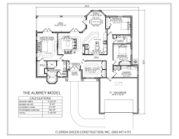 aubrey florida green construction aubrey floor plan