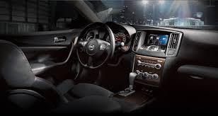 Maxima 2014 Interior Nissan Maxima 2014 Image 202