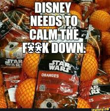 Star Wars Disney Meme - the fruit awakens why star wars produce branding is a good