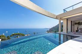 cote d u0027azur luxury holiday villa with heated pool to rent in eze