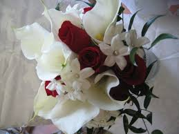 Red Wedding Bouquets Todays Inspiration Red Bridal Bouquets Something Borrowed