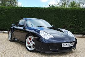 porsche turbo 996 used 2003 porsche 911 turbo 996 turbo for sale in west sussex