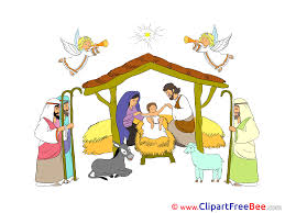christmas jesus birth clipart clipartxtras