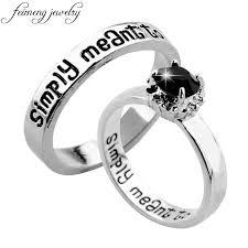 nightmare before wedding rings get cheap