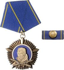 east germay scharnhorst order orders decorations and medals