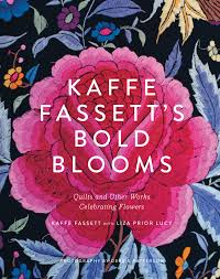 Kaffe Fassett Tapestry Cushion Kits Kaffe Fassett U0027s Bold Blooms Portsmouth Fabric Co