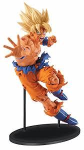 amazon banpresto dragon ball 8 7 goku figure sculture