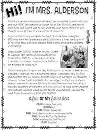 patriotexpressus unique ideas about teacher introduction letter on