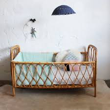 chambre enfant vintage lit bébé vintage cher chambre deco bebe chere decoration evolutif