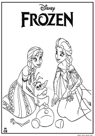 olaf frozen drawing archives magic color book