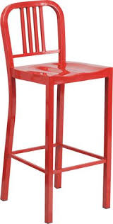 30 u0027 u0027 red metal bar stool ch 31200 30 red gg u2013 chairspro
