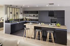 journal de cuisine cuisine noir lapeyre photos de design d intérieur et décoration