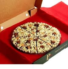 gifts delivered crunchy munchy chocolate pizza chocolate novelty gifts uk next