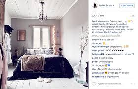 chambre deco instagram inspiration déco pour la chambre cocon de décoration