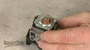 honda small engine primer bulb replacement 16032 zm3 004 youtube