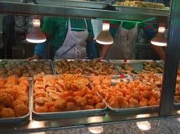 Buffet Heat Lamp by Mmm Yoso Yum Cha Cafe