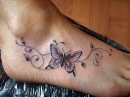 i a bad butterfly on my left front shoulder that needs