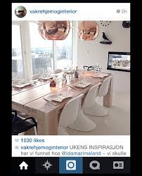 dynamic home decor idea design blog we re inspired by this dining room on instagram by norwegian account vakrehjemoginterior translation beautiful home interior