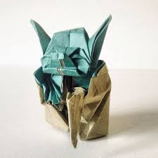 Origami Paper Works - 20 pieces of paper become stunning works of in the of a