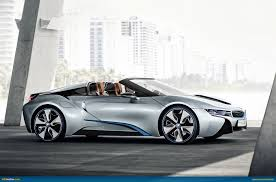 bmw i8 stanced ausmotive com bmw i8 concept spyder revealed